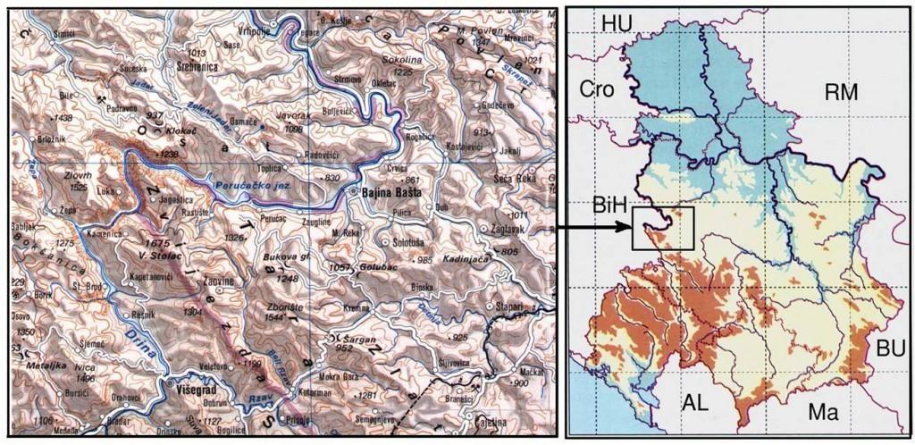 Tara Geografski I Hidrogrfski Uslovi Skitanje